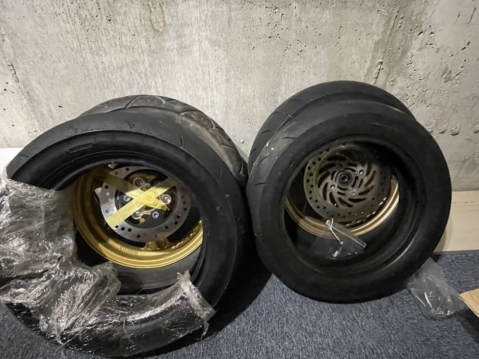 中古タイヤがおススメの理由をご紹介